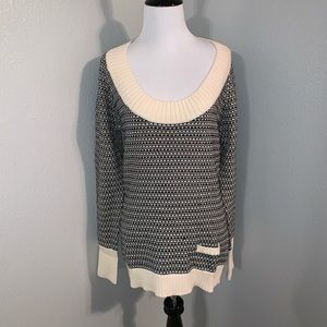 Large old navy knit sweater